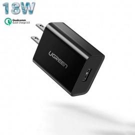 Củ sạc điện thoại USB-A 18W Ugreen 60495 Chính hãng cao cấp
