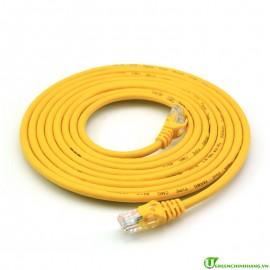 Cáp mạng Cat5e Ugreen 11233 dài 5M (Vàng)