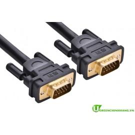 Cáp VGA Ugreen 11631 dài 3M cao cấp