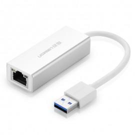 USB to LAN - Ugreen 20258 Bộ chuyển đổi USB 3.0 sang Lan 1000Mbps Cao Cấp