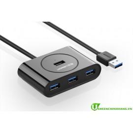 Hub USB 4 cổng 3.0 Ugreen UG 20291