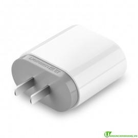 Củ sạc USB 2 cổng (17W/5V 3.4A) Ugreen UG20384 (White)