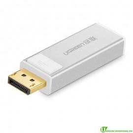 Đầu chuyển DisplayPort to HDMI Ugreen 20413 4K 2K