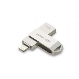 Bộ lưu trữ gắn ngoài USB Flash 2.0 dành cho iPhone và iPad 32GB UGREEN 30616