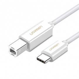 Cáp USB-C to USB-B 1.5M Ugreen 40417