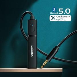 Bộ Phát Âm Thanh Bluetooth 5.0 Ugreen 40761 - Dùng Cho TIVI, PC, Laptop, Tivi Box... Cổng 3.5mm