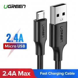 Cáp USB 2.0 to Micro USB, Dài 1.5m, Đen - UGREEN 60137