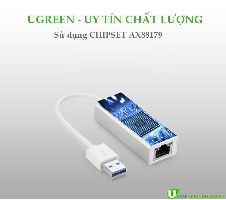 usb-to-lan-ugreen-20258-bo-chuyen-doi-usb-3-0-sang-lan-1000mbps-cao-cap