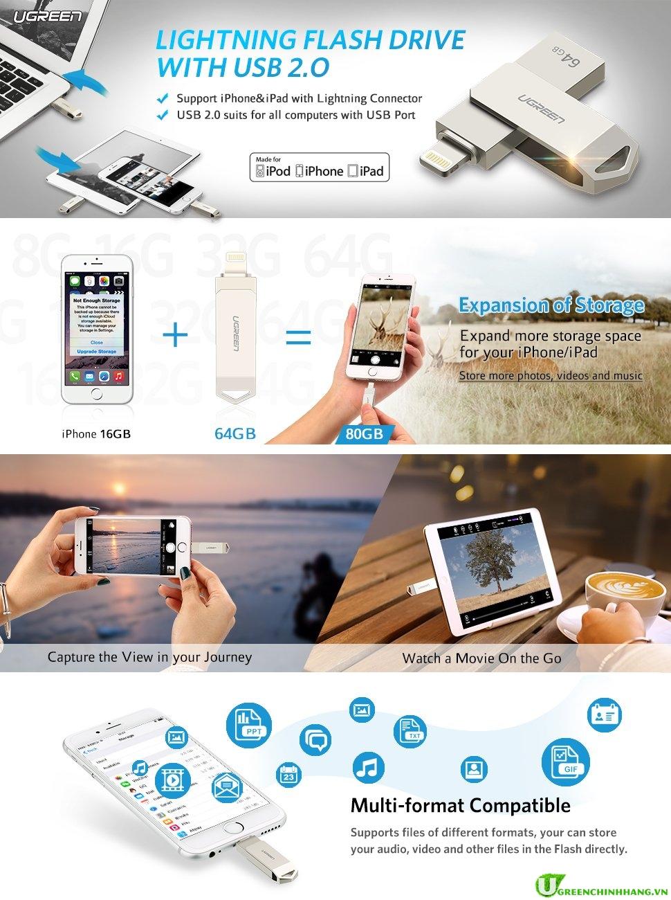 bo-luu-tru-gan-ngoai-usb-flash-2-0-danh-cho-iphone-va-ipad-32gb-ugreen-30616