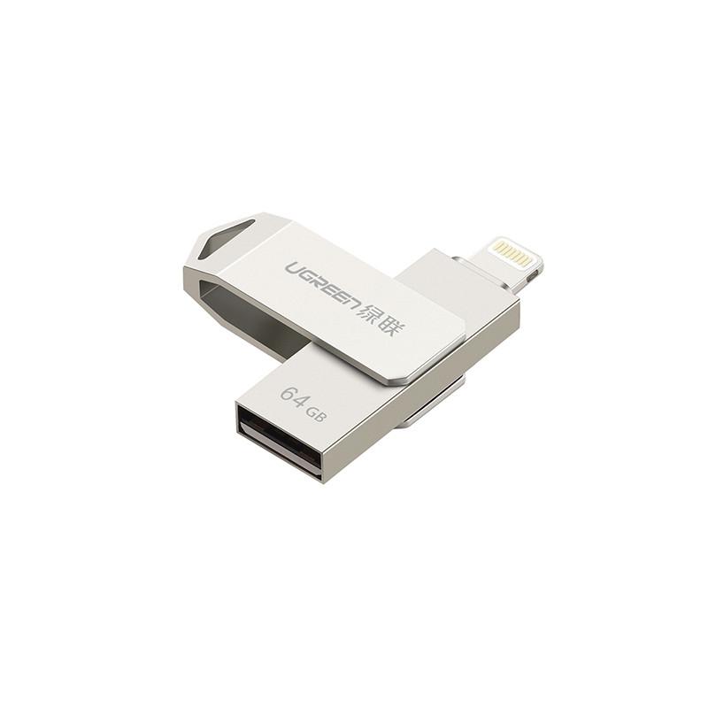 bo-luu-tru-gan-ngoai-usb-flash-2-0-danh-cho-iphone-va-ipad-64gb-ugreen-30617