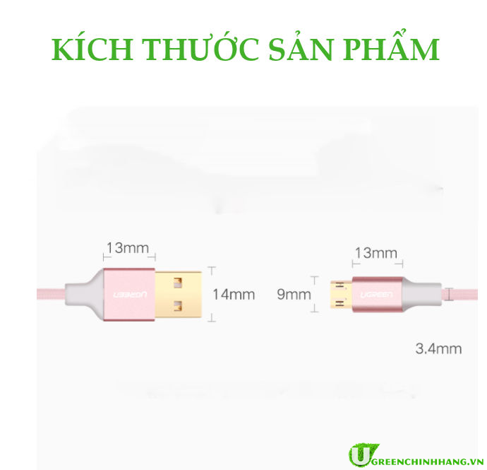 cap-sac-micro-usb-ugreen-30855-dai-1m