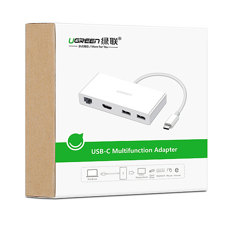 cap-usb-c-to-hdmi-lan-10-100mbps-hub-usb-3-0-ugreen-40377