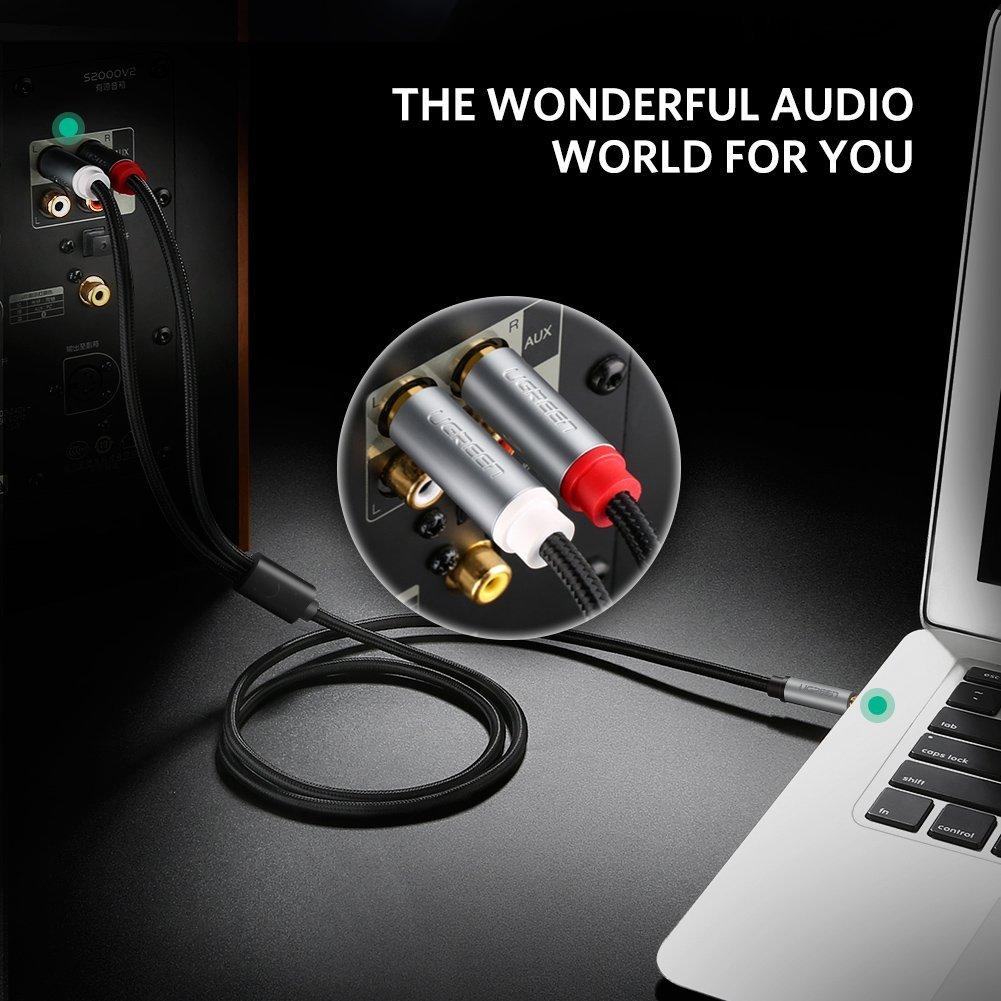 cap-audio-3-5mm-sang-2-dau-rca-cao-cap-dai-5m-ugreen-40845